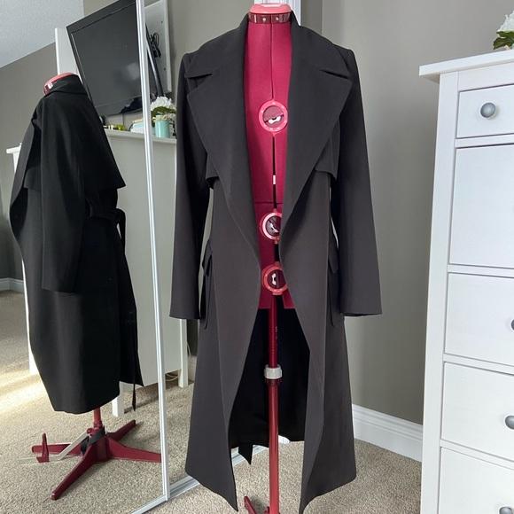 Extra Long Jacket Blazer